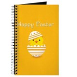 Easter Chick Journal