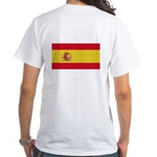 Spanish Flag Shirt