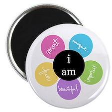 """""""i am..."""" Magnet"""