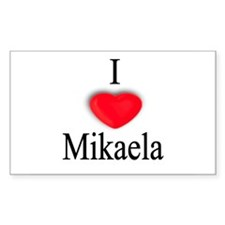 Mikaela Rectangle Decal