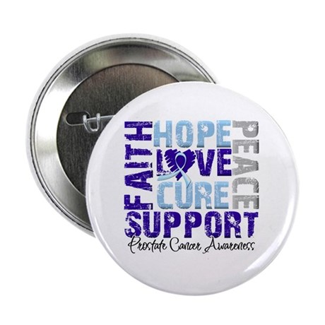 "Hope Prostate Cancer 2.25"" Button (100 pack)"