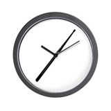 Billards cue Wall Clock