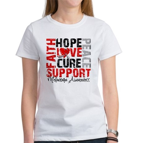 Hope Melanoma Women's T-Shirt