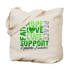Hope Lymphoma Tote Bag
