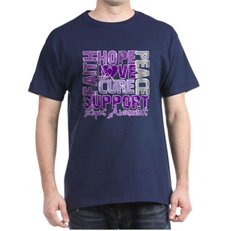 Hope Cure Lupus Dark T-Shirt