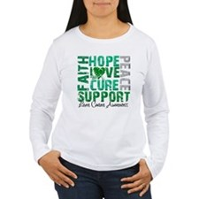 Hope Liver Cancer T-Shirt