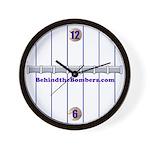 BTB Wall Clock