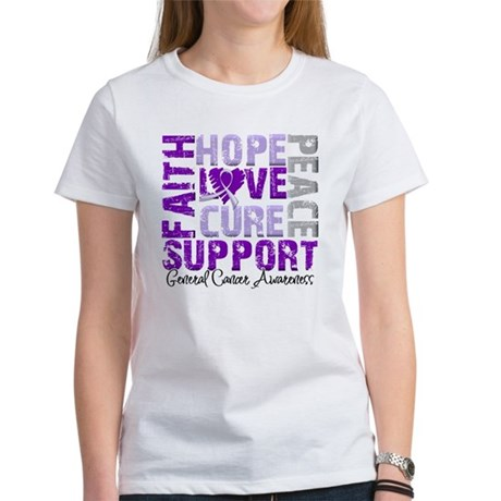 Hope General Cancer Women's T-Shirt