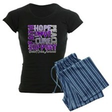 Hope General Cancer Pajamas