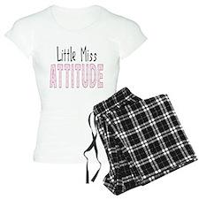 Little Miss Attitude Pajamas