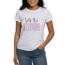 Little Miss Attitude Tee