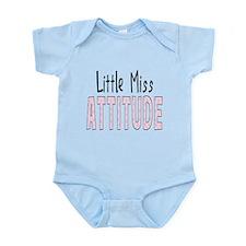 Little Miss Attitude Infant Bodysuit