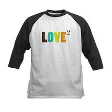 Love (squared) Tee