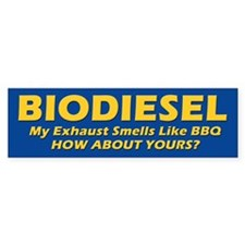 BIODIESEL BBQ Exhaust