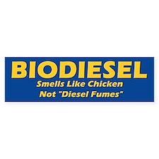 BIODIESEL Chicken Exhaust