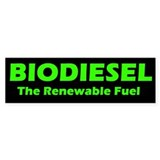 BIODIESEL The Renewable Fuel (green)