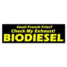 Smell Fries Check Exhaust