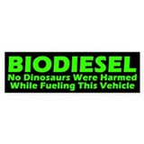 BIODIESEL No Dinosaurs Harmed While Fueling(Green)