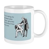 Age Related Jokes Small Mug