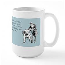 Age Related Jokes Large Mug