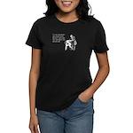 Age Related Jokes Women's Dark T-Shirt
