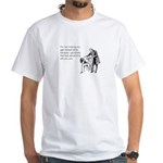Age Related Jokes White T-Shirt