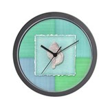 Cool Seashell Wall Clock
