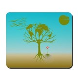 World Tree Mousepad