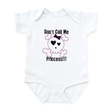 Anti-Princess Infant Bodysuit
