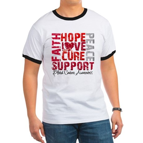 Hope Blood Cancer Ringer T