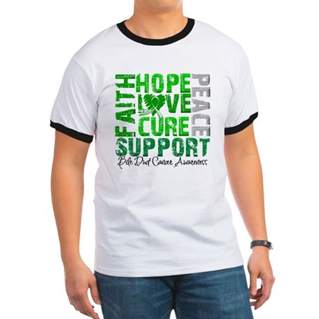 Hope Bile Duct Cancer Ringer T