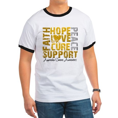 Hope Appendix Cancer Ringer T