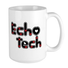 Cardiac Echo Tech Mug
