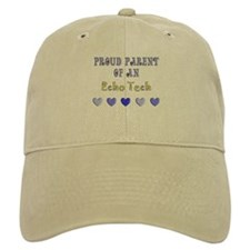 Cardiac Echo Tech Baseball Cap