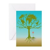 World Tree Greeting Cards (Pk of 20)