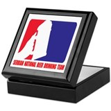 Beer Drinking Team Keepsake Box