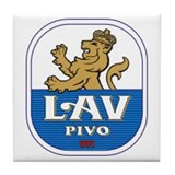Lav Tile Coaster