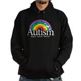 Autism Rainbow Hoodie