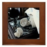 """Communion"" Framed Tile"