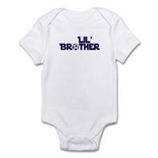 Lil' Brother Soccer Infant Bodysuit