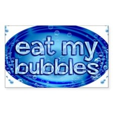 Bubbles Decal