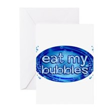 Bubbles Greeting Cards (Pk of 20)
