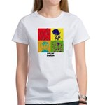 SURF RAT & SPENCER POP ART Women's T