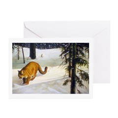 Animal Greeting Cards (Pk of 10)