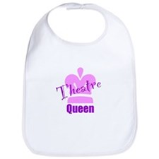Theatre Queen Bib