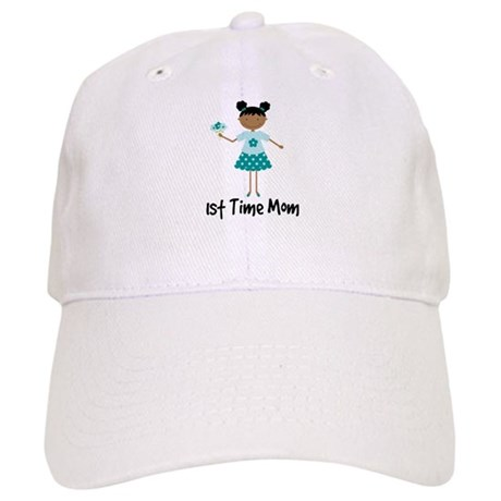 1st Time Mom Ethnic Lady Cap
