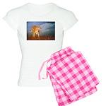 Animal (Front) Women's Light Pajamas