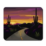 America's Mother Road Mousepad