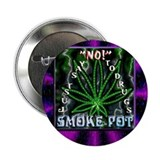 "NO DRUGS 2.25"" Button"