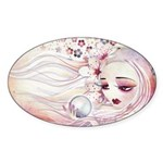 Isolation Sticker (Oval 50 pk)